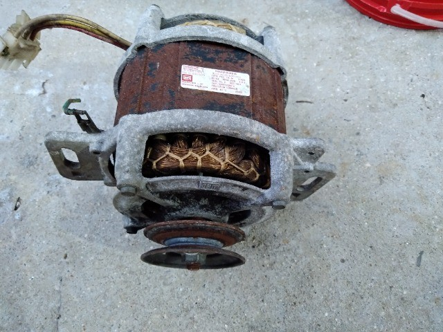 Motor de máquina de lavar Brastemp 12 por R$35kg - Foto 3