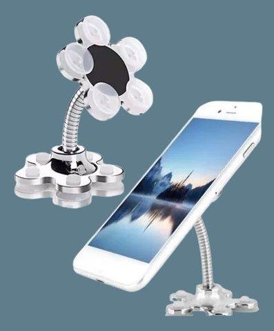 suporte para celular flexicível universal  - Foto 5