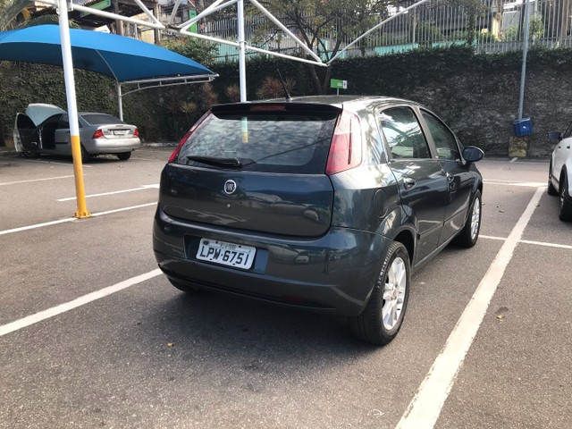 Fiat Punto 2011 1.6 único dono  - Foto 5