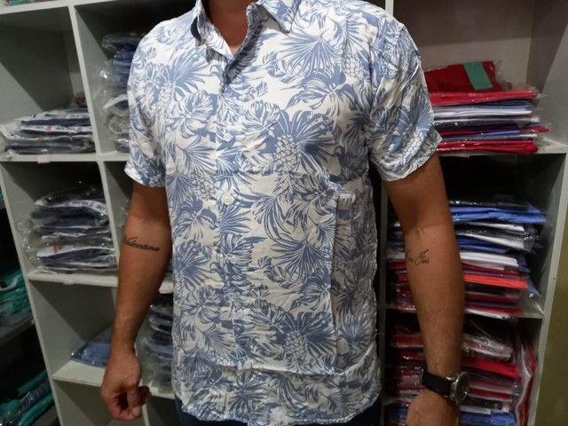 Camisa estampada  - Foto 2