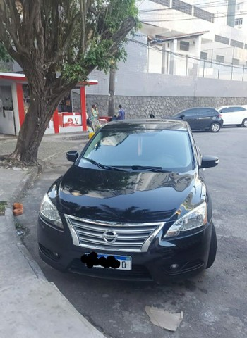 Nissan Sentra SL 2.0 Flex Full GNV Automático Impecável