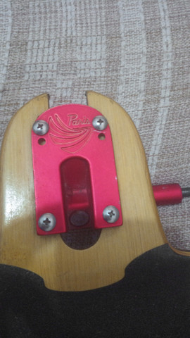 Longboard Bustin Nomad Deck - Bamboo-X - Paris V2 180mm - Foto 4