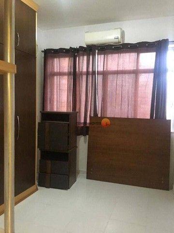 Apartamento com 1 dormitório para alugar, 60 m² por R$ 1.200,00/mês - Icaraí - Niterói/RJ - Foto 4