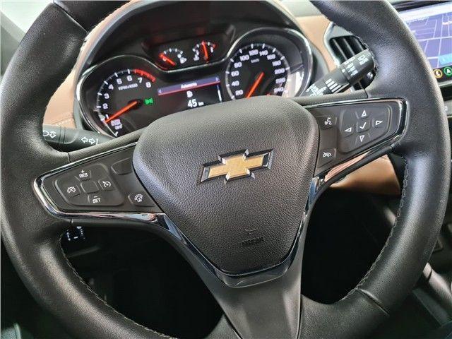 Chevrolet Cruze 2020 1.4 turbo flex sport6 premier automático - Foto 12