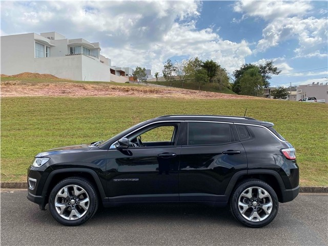 Jeep Compass 2018 2.0 16v flex limited automático - Foto 6