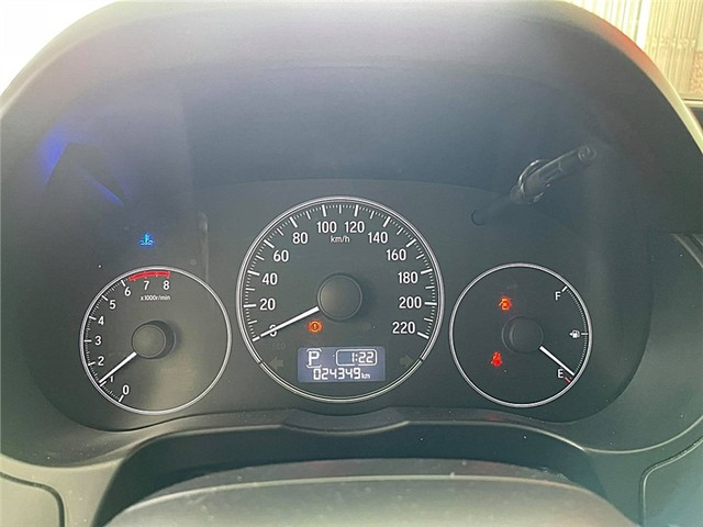 Honda City 2018 1.5 lx 16v flex 4p automático - Foto 8