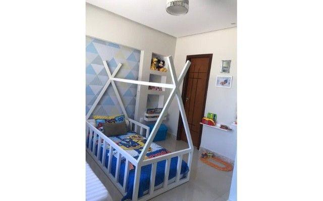 Casa duplex 4 quartos sendo 3 suítes com planejados - Foto 2