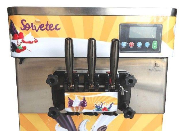 Máquina de Sorvete Expresso, Açaí e Frozen - Foto 2