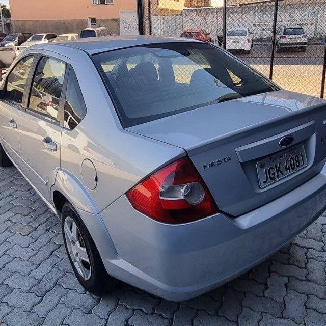 Fiesta sedan 2008/2008 1.6 completo - Foto 3