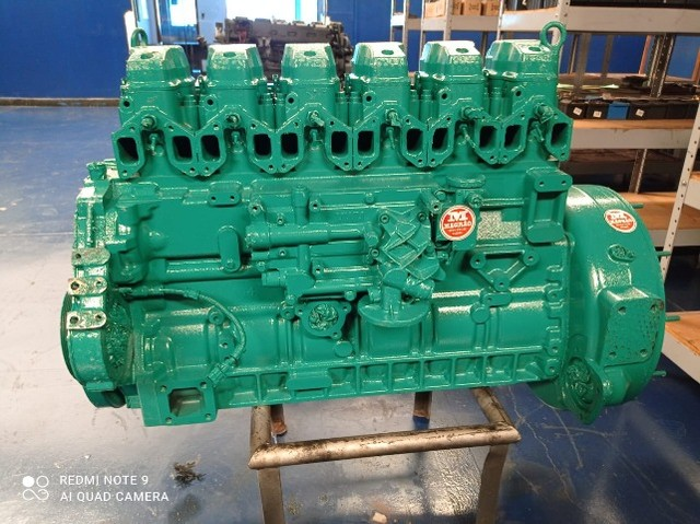 Motor MWM X12 Volvo VM  - Foto 5