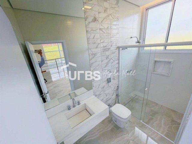 Casa de condomínio para venda com 214 metros quadrados com 3 quartos - Foto 20