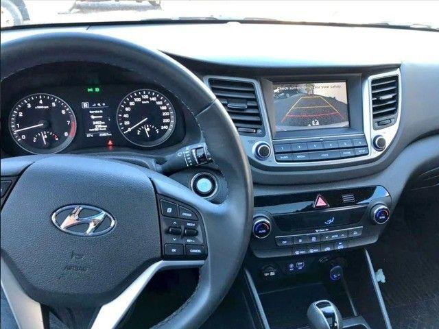 Hyundai Tucson 1.6 GLS Turbo GDI 2020 | Impecável Teto Solar Panorâmico - Foto 12