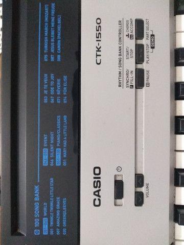 Teclado Casio CTK-1550 - Foto 4