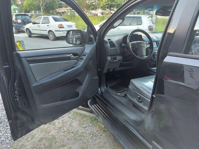 S10 LTZ 4x4 automática 2013 - Foto 15