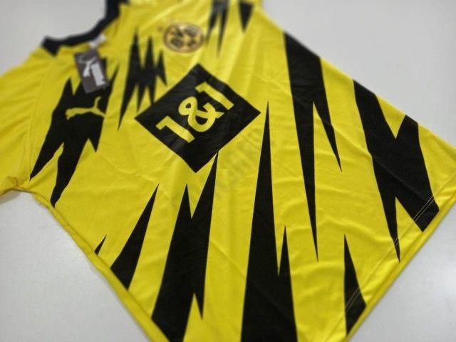 Camisa de time masculina