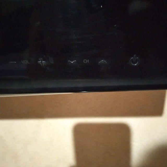 Samsung 32 com tela defeituosa