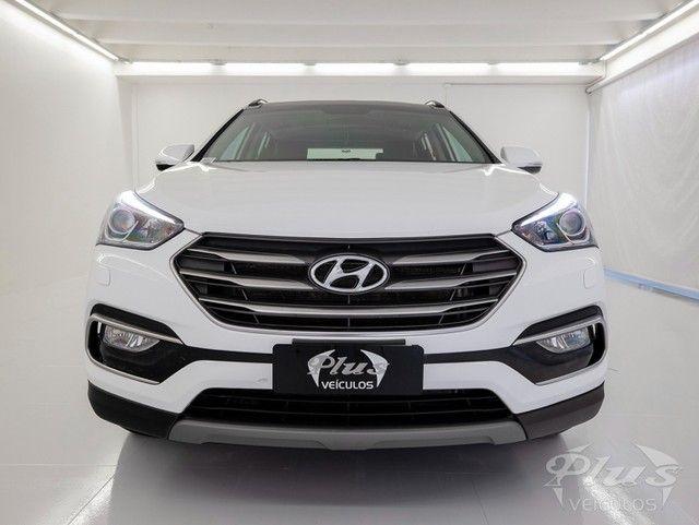 Hyundai Santa Fe FÉ GLS 7 LUG 4P - Foto 10