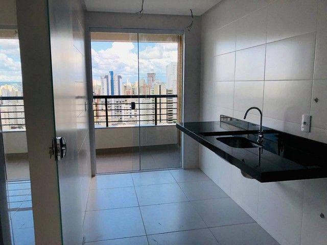 Apartamento NOVO, 3 Q. 1 suíte no Setor Oeste - Foto 11