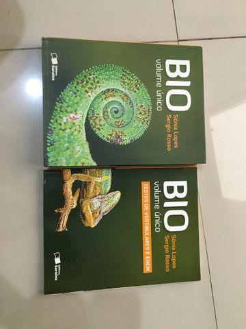 LIVRO BIOLOGIA SÔNIA LOPES e SERGIO ROSSO