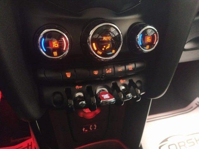 Mini Cooper S Top 2016 Placa A baixo km Periciado - Foto 13