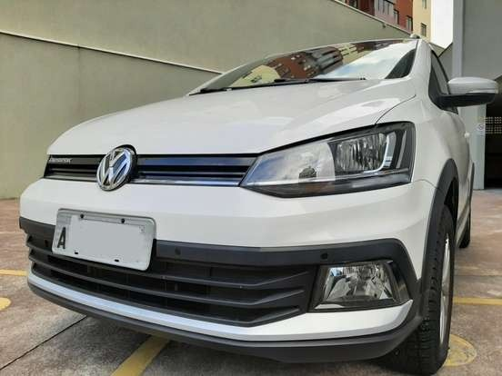 Volkswagen Crossfox 2015 (bruno matheus) - Foto 5