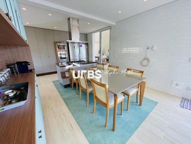 Casa de condomínio para venda com 352 metros quadrados com 4 quartos - Foto 10
