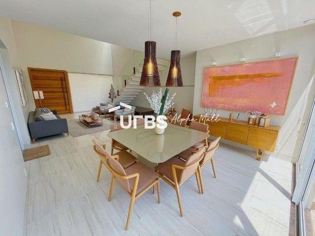 Casa de condomínio para venda com 352 metros quadrados com 4 quartos - Foto 3