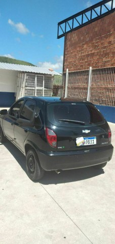 celta 2013completo gnv financio ou troco por carro mas caro sedan - Foto 2