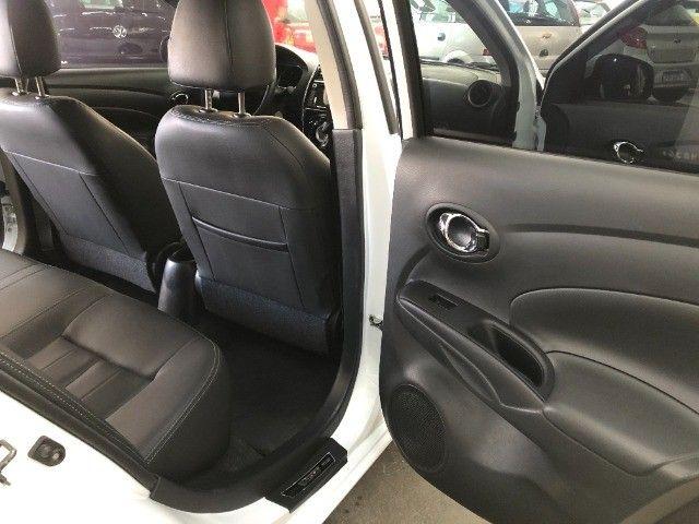 Nissan Versa 1.6 SL 2020 Automático   - Foto 14