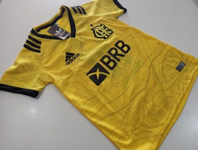 Camisa de time masculina - Foto 4