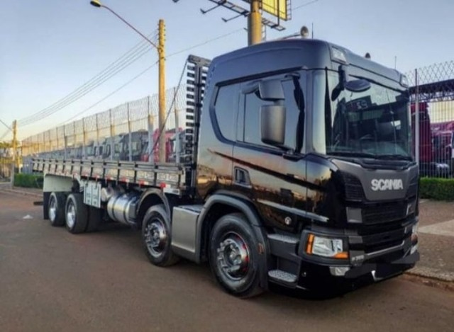 caminhão Scania P 360 Bitruck - Foto 3