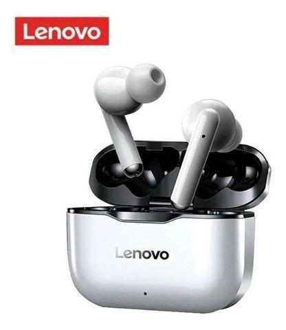 Fone De Ouvido Bluetooth Sem Fio Lenovo Lp1 Livepods Airpods