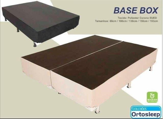 base  box para colchao casal entrego sem taxas