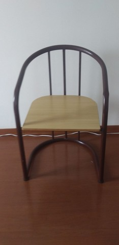 Linda cadeira Tubular - Foto 3