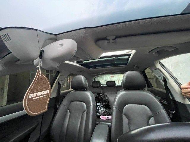 Audi Q3 - Tfsi 2.0 Turbo - Marrom - 2015 - Ambiente Plus + - Foto 5