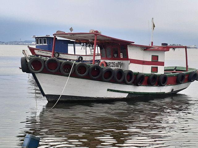 Traineira para Pescaria, Apoio Marítimo e Frete! - Foto 6