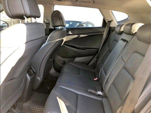Hyundai Tucson 1.6 GLS Turbo GDI 2020 | Impecável Teto Solar Panorâmico - Foto 9
