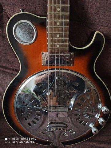 Guitarra Resonator Jay Turser - Foto 2