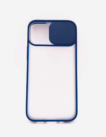Case / Capinha Transparente iPhone 12 Mini (5.4) com proteção de câmera
