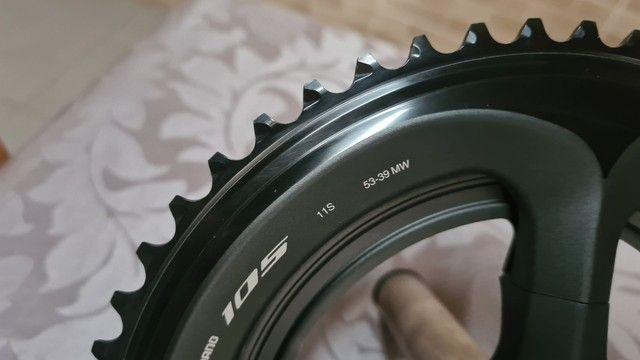 Grupo Shimano 105v R7000 speed  - Foto 2
