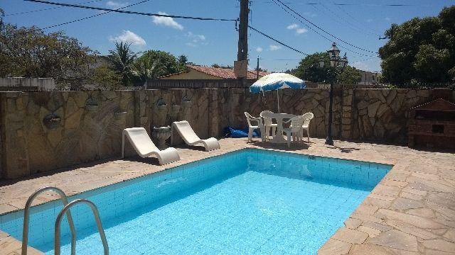 Casa com piscina em itamaraca temporada ilha de for Piscinas para armar en casa