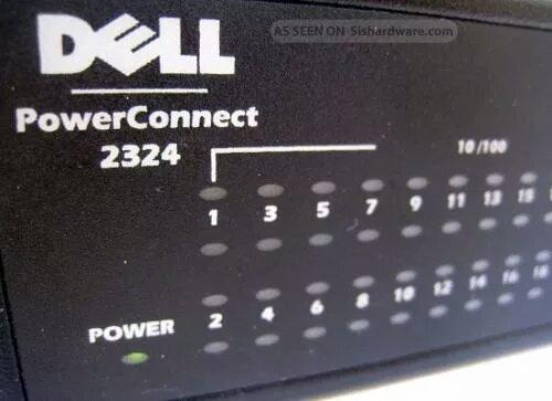 DELL Switch PowerConnect 2324
