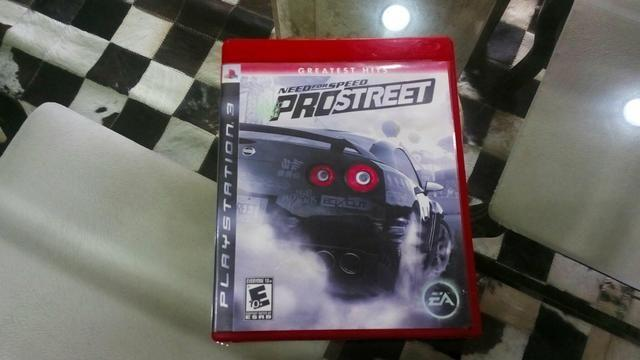 Jogo PS3 Need for Speed ProStreet