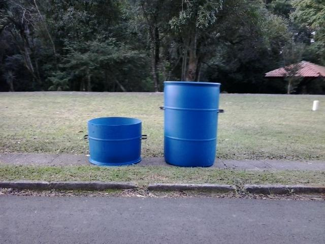 Tambores Para Lixo