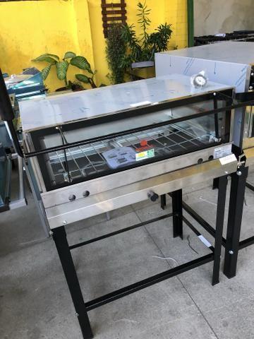 Toda linha de forno com pedra Refratária para pizzaria - várias marcas e tamanhos - - Foto 3