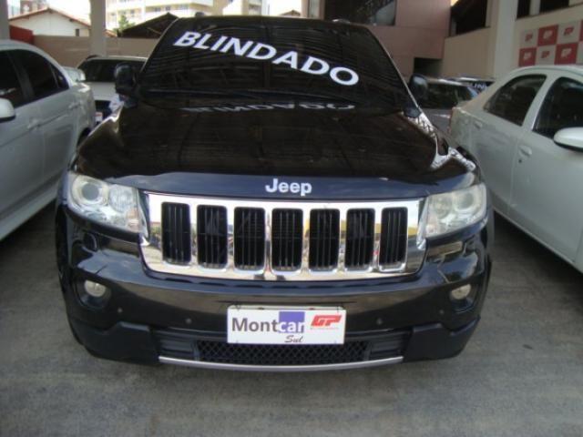 Jeep Grand Cherokee 2012 3.6 Limited 4x4 V6 24v Gasolina 4p Aut 99905.7907  /98701