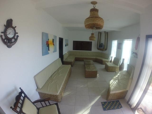 Casa em Frente ao Mar Marataizes 5 suites temporada 600,00 - Foto 8