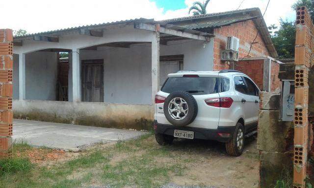 Casa na Villa Acre Rua Manoel Lima