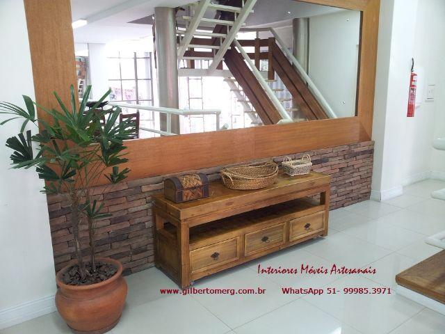 Interiores móveis artesanais de Gilberto Merg & Raks TV - Foto 4