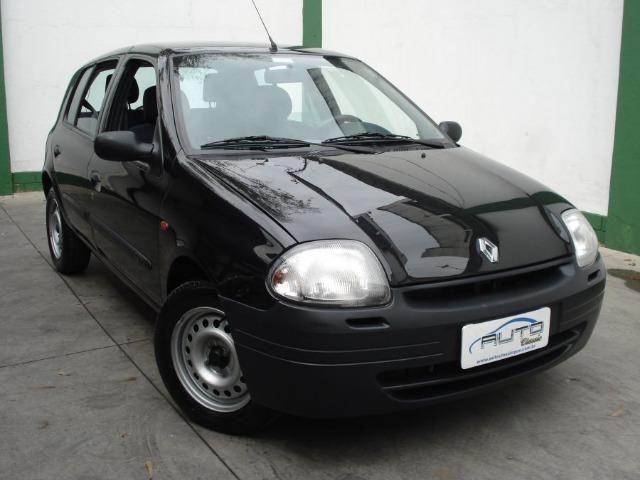 Parachoque Dianteiro p/ Renault Clio Hatch / Sedan a partir 2000 a 2006 - Foto 2